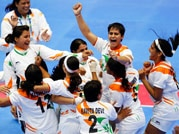 Indian women's kabaddi team bags gold at Asiad