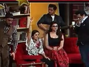 Kill Dil cast on the couch with Koel Purie Rinchet