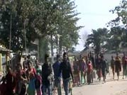 Rail blockade at several places in Assam disrupts train movement