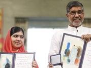 LIVE: Kailash Satyarthi, Malala to receive Nobel Prize