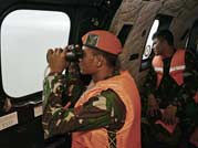 Search for crashed AirAsia jet's black box reveals large shadow