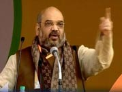 There is no dearth of talent in the party: Amit Shah