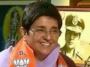 Arvind Kejriwal's strength is negativity: Kiran Bedi