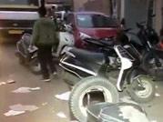 Kiran Bedi's office at Krishna Nagar attacked