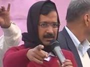 AAP leader Arvind Kejriwal