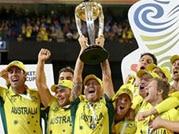 Team Australia. Photo: AP