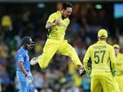 World Cup 2015: India lose to Australia by 95 runs