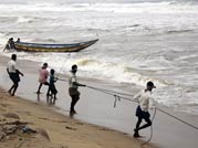 5 Indian fishermen attacked by Sri Lankan navy