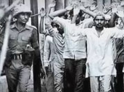 Who's responsible for Hashimpura massacre?