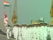 INS Visakhapatnam launched in Mazgaon Dock