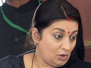 Smriti Irani spots CCTV camera in Goa store trial room
