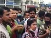 Lakhs of people flee Kathmandu