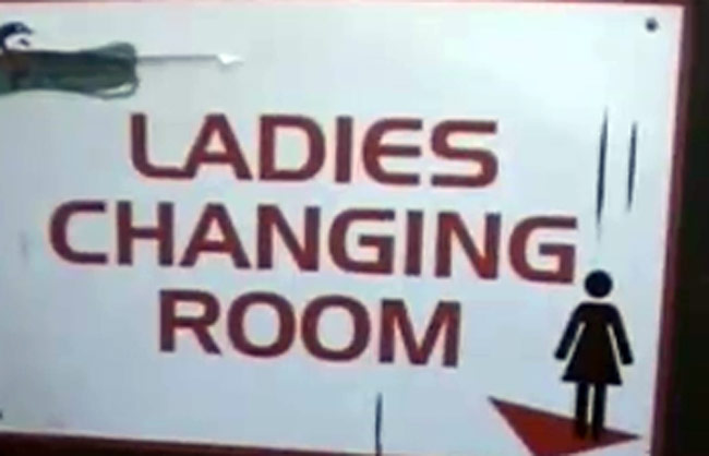 Kolkata: CCTVs found in women's changing room
