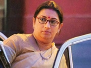 Smriti Irani case: 4 arrested for camera in Fabindia store