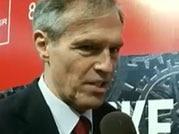 German ambassador Michael Steiner on Eurofighter industry