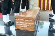 Army pays tribute to soldier killed in Jammu and Kashmir