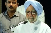 Never enriched myself in office: Manmohan Singh