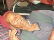 105-year-old man rescued