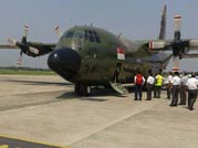 Singapore airforce plane makes emergency landing in Kolkata