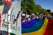 US Supreme Court rules in favor of gay marriage