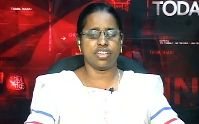She is the first 100 per cent blind IAS officer