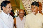 TDP slaps FIRs against Telangana CM