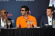Wasim Akram, Brian Lara, Adam Gilchrist to feature in Masters Champions League