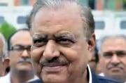 Aspirations of Kashmiris should be considered, says Pakistan president