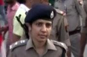 Woman officer takes on lawbreakers in Etawah