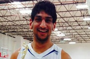 Satnam Singh first Indian to be part of NBA