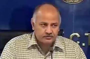 Tomar is being targeted by BJP government, says Manish Sisodia