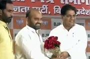 Sabir Ali re-inducted in BJP to woo minorities