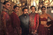 India Couture Week: Here's what models had to say about Sabyasachi's 'dark, Gothic' collection
