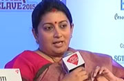 Received criticism but will continue my work: Irani