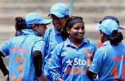 Indian women capture ODI series 3-2