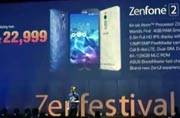 Asus launches three variants of ZenFone 2 at ZenFestival