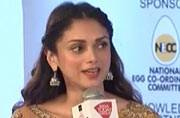 I'm normal because of how I am brought up: Aditi Rao Hydari