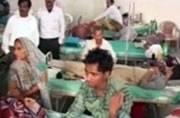Dengue spikes in Delhi