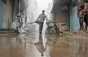 Dengue crisis worsens in Delhi