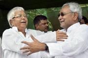 Lalu Prasad, Nitish Kumar