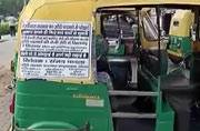 Commuters stranded as Delhi auto drivers go on strike