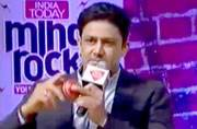 Anil Kumble teaches youth how to bowl