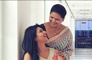 TV star Divyanka Tripathi on her first ever photoshoot with mother