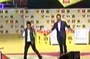 Audience grooves to Abhi Toh Party Shuru Huyi Hai with Faisal Khan