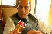 Rajnath Singh on intolerance, Arrest of Chhota Rajan and more