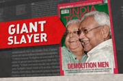India Today November 23, 2015 issue: Demolition Men