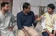 Lalu Yadav's sons