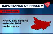 Bihar Assembly polls: Importance of phase V