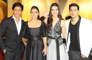 Dilwale: SRK, Kajol and Rohit launch the trailer amidst much fanfare