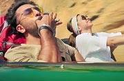 Tamasha movie review: Deepika and Ranbir try to escape from the clutches of monotony